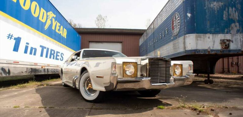 1972 George Barris Bugazzi Review: Driving the Most Extravagant Lincoln Ever Made