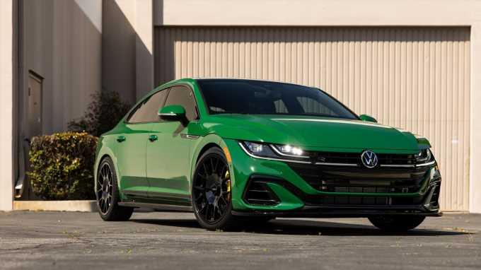 2021 Volkswagen Arteon Big Sur Concept: You Can Recreate It