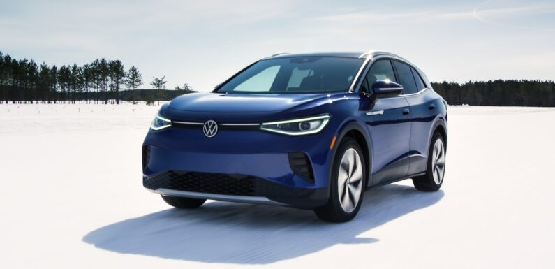 2021 Volkswagen ID4 AWD: The Cheapest All-Wheel-Drive EV