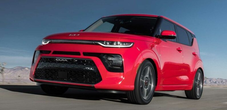 2022 Kia Soul Loses Manual Gearbox, Base Price Goes Up $1,700
