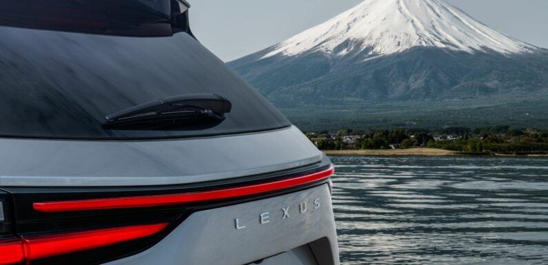 2022 Lexus NX – 2nd-gen SUV teased, June 12 debut – paultan.org