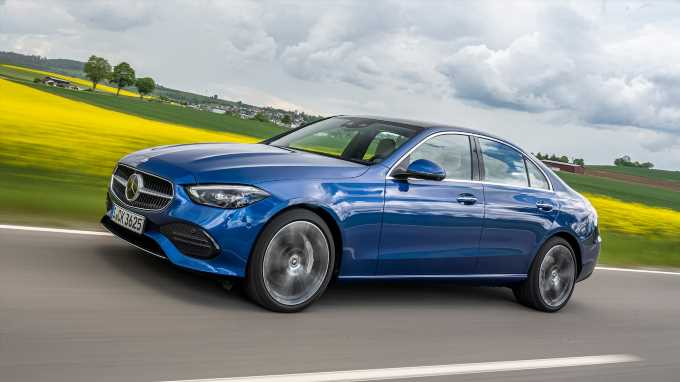 2022 Mercedes-Benz C-Class First Drive Review: It Offers More Than Ever