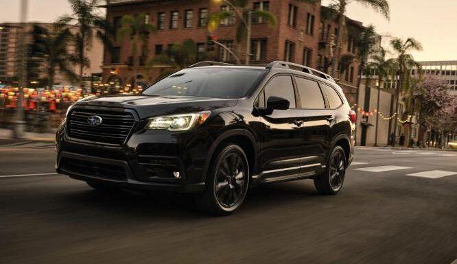 2022 Subaru Ascent Adds New Trim, Keeps Familiar Prices