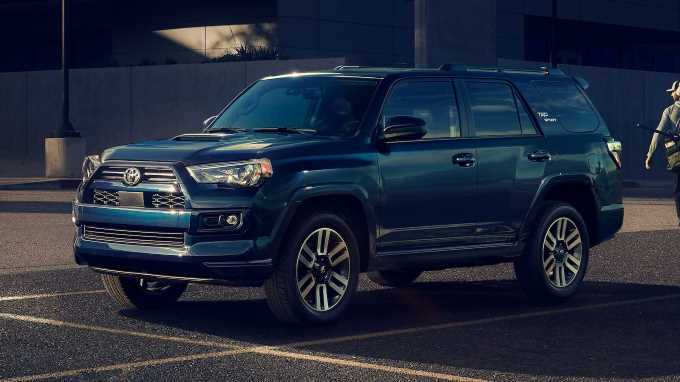 2022 Toyota 4Runner TRD Sport: More Street Style Than Off-Road Style