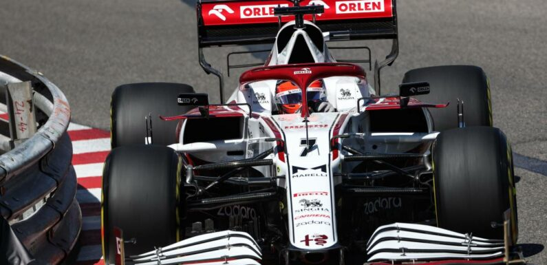 Alfa Romeo admit 'reverse strategy didn't pay off' | Planet F1