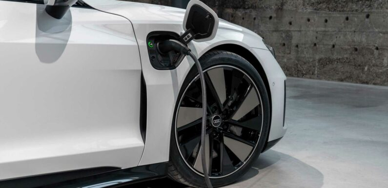 Audi Will Go Electric From 2033 But Not In China