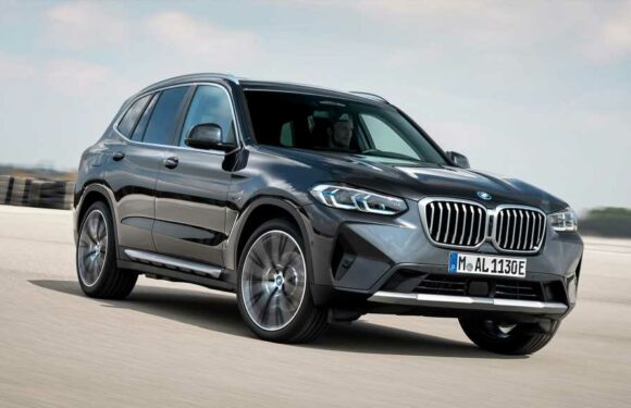 BMW X3 and X3 M Go Under the Knife for 2022