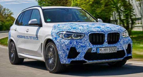 BMW i Hydrogen NEXT – FCEV begins real-world tests – paultan.org
