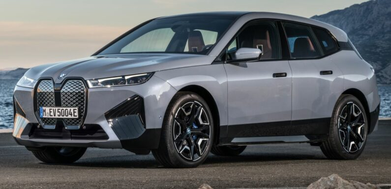 BMW iX pricing confirmed in Thailand – xDrive50 Sport at RM793k, 20 units only, pre-orders start June 21 – paultan.org