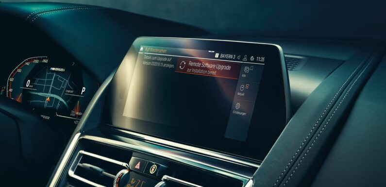 BMW rolls out new OTA update for Operating System 7 – 1.3 million cars get cloud-based GPS, Amazon Alexa – paultan.org