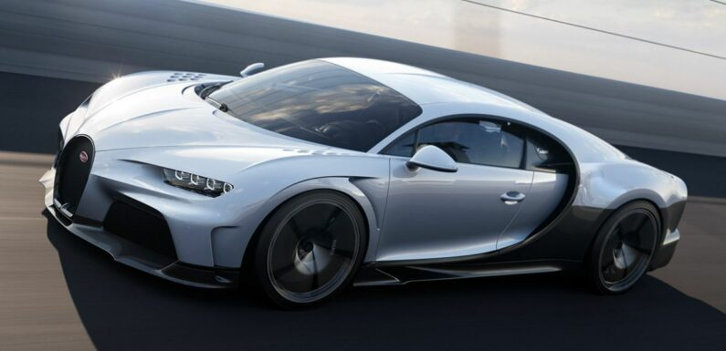 Bugatti Chiron Super Sport debuts – 1,600 PS grand tourer with 440 km/h top speed; priced at RM16 million – paultan.org