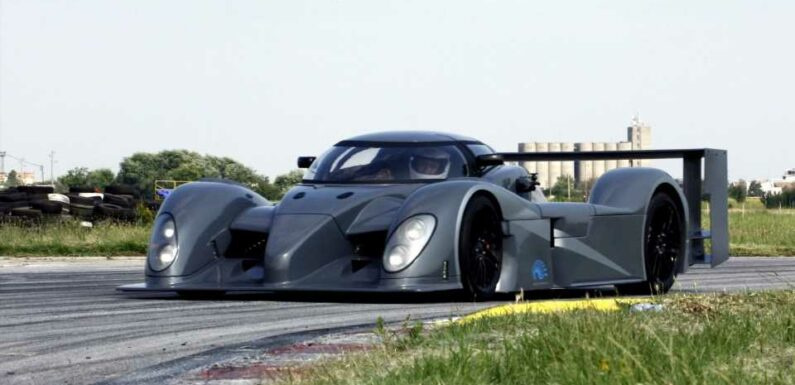 Build Your Own Le Mans Prototype-Style Race Car With This $24K Starter Kit