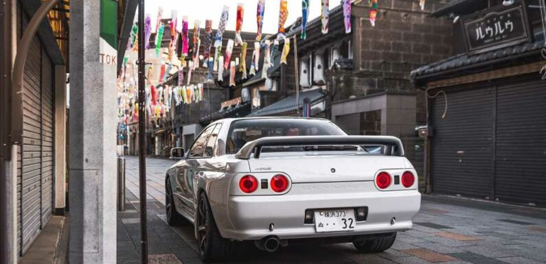 Built by Legends: Meet the Shop That's Like Singer for the R32 Nissan Skyline