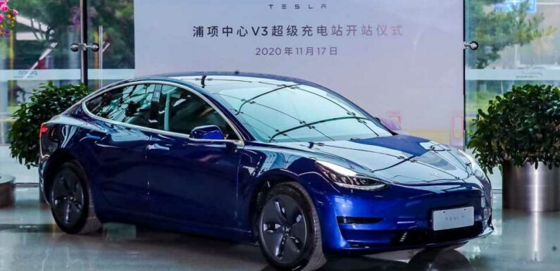 China: LFP Battery Share For MIC Tesla Model 3 Reaches 88% In May
