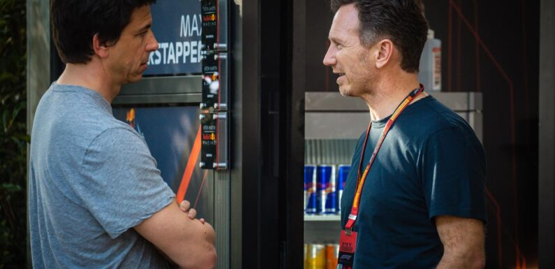 Christian Horner and Toto Wolff to face media together in Styria