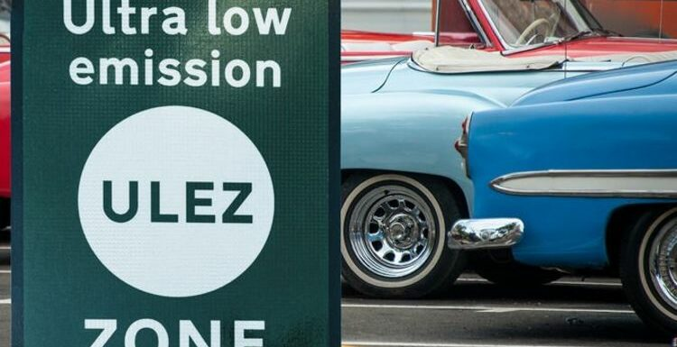 Classic car tax confusion leads to TfL clarifying historic vehicles are ULEZ exempt