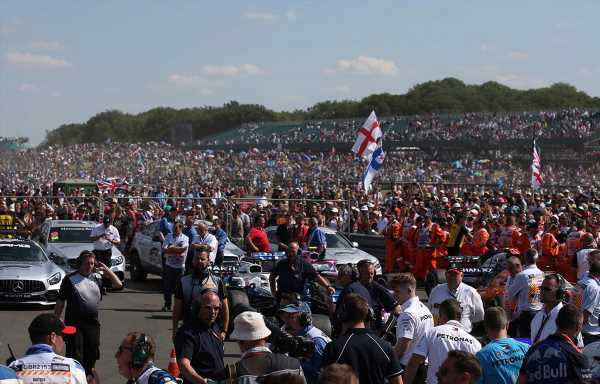 Confirmed: British Grand Prix cleared for capacity crowd
