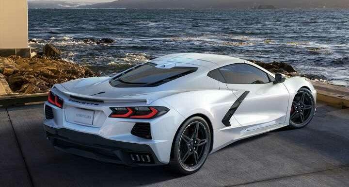 Corvette gets 2022MY update