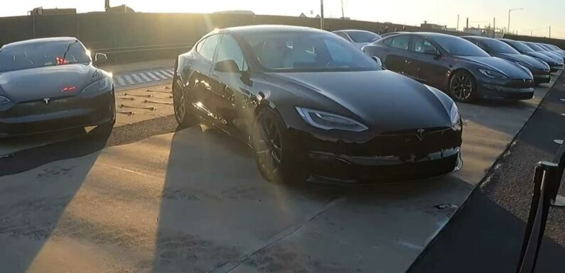DragTimes Shares Detailed Look At The Tesla Model S Plaid