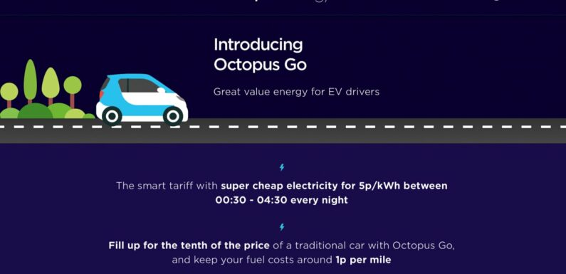 EV-friendly electricity tariffs compared: Save £££s when charging your electric car