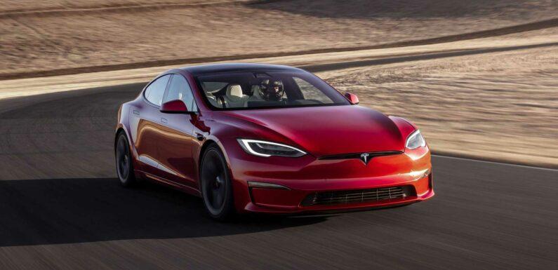 Engineering Analysis Of New Tesla Model S Plaid Supercar