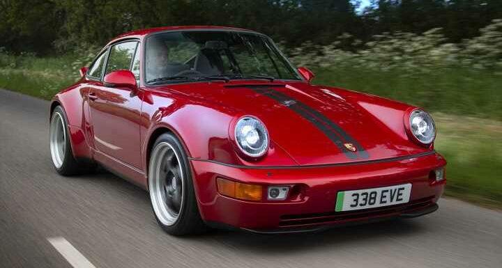 Everrati 911 Signature Wide Body   PH Review