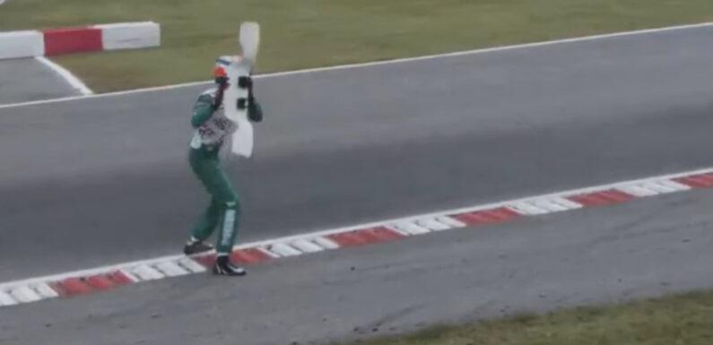 FIA set date set as Luca Corberi appeals 15-year ban