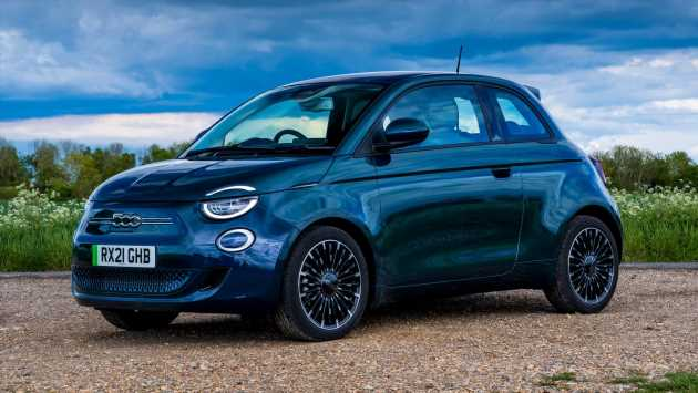 Fiat to become electric only by 2030