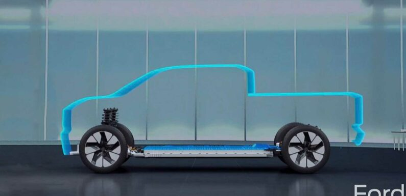 Ford Confirms It's Considering Second Smaller Electric Pickup