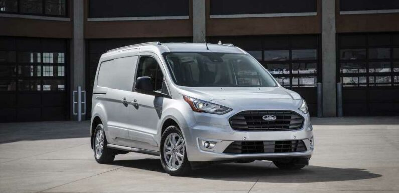 Ford Faces $1.3B Fine For Long-Running Transit Connect Import Dispute
