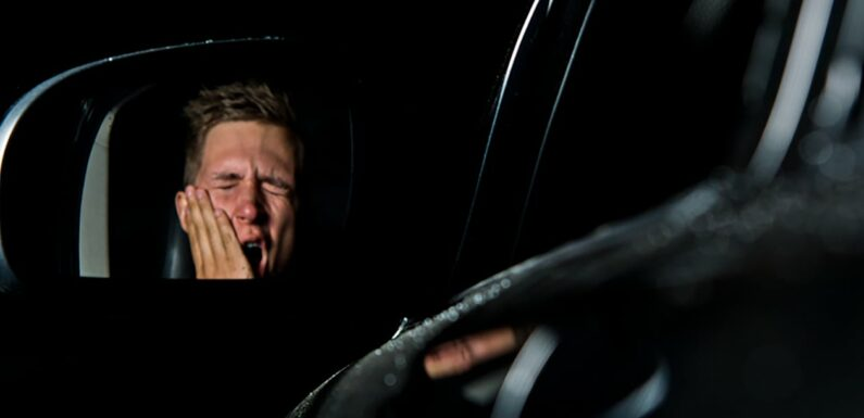 Four million people in the UK have fallen asleep while driving