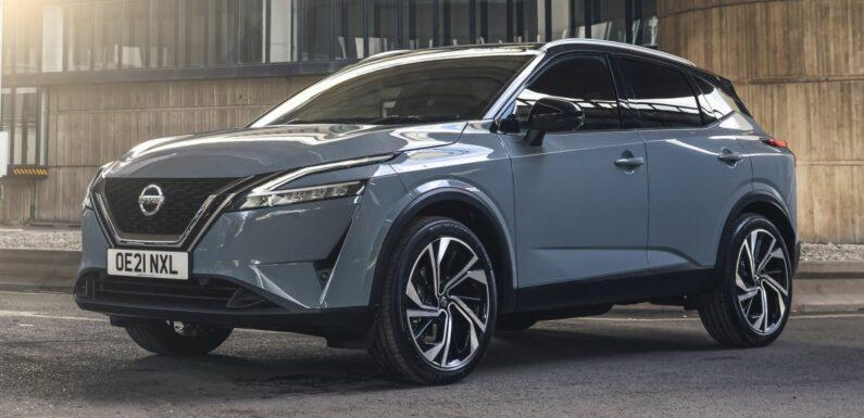 "GALLERY: Nissan Qashqai in Ceramic Grey, 20"" alloys – paultan.org"