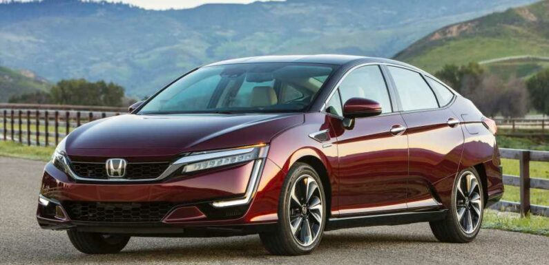 Honda Clarity Going Out Of Production Due To Weak Demand: Report