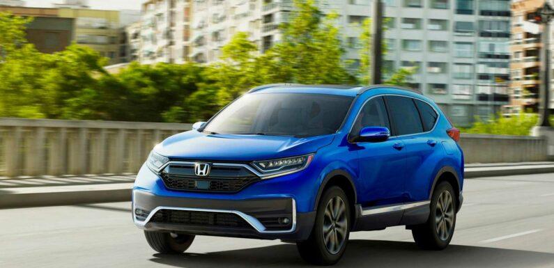 Honda Reveals New CR-V Trim Called The Special Edition
