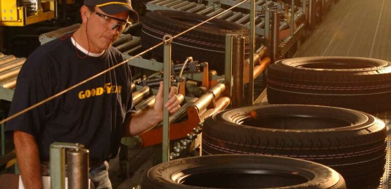 How Are Tires Made?