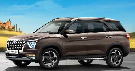 Hyundai Alcazar bookings open in India – three-row SUV with up to seven seats; petrol and diesel engines – paultan.org