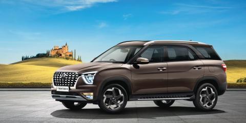 Hyundai Alcazar variant-wise features & specs leaked