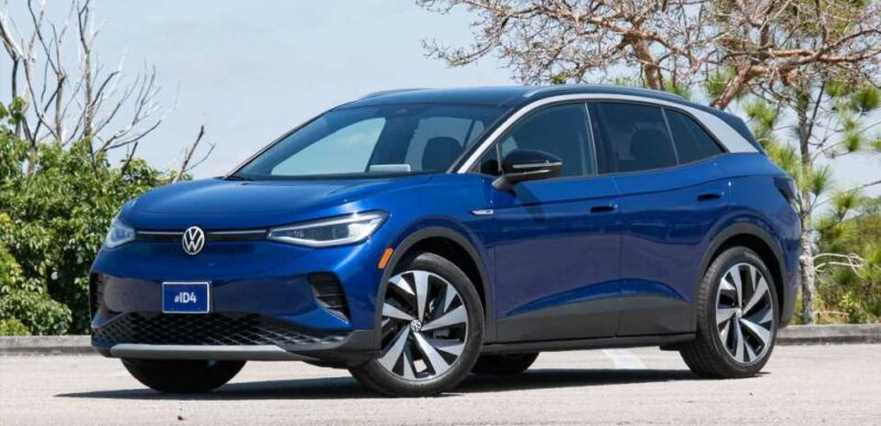 Is The Volkswagen ID.4 The Best Affordable Electric Crossover?