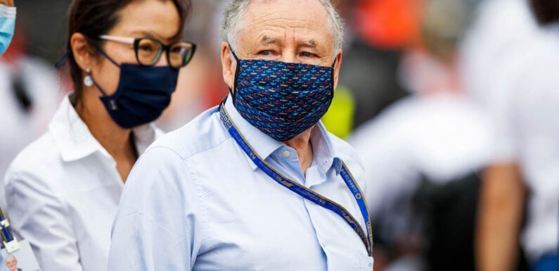 Jean Todt: Formula 1 doesn't need sprint races