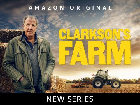Jeremy Clarkson's new show on Amazon Prime | Clarkson's farm