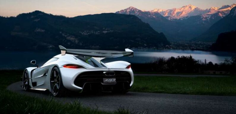 Koenigsegg and Geely Want to Go Right Ahead With Making Volcano Fuel