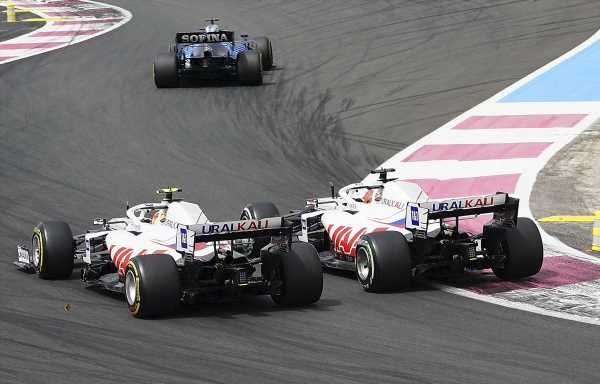 Latest Mick v Mazepin battle just 'hard racing'