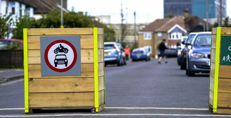 Low Traffic Neighbourhoods in tatters as residents protests force U-turns