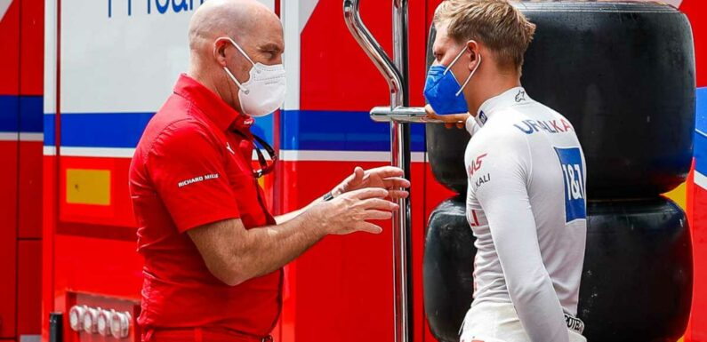 Mick Schumacher refuses to rule out Alfa Romeo move