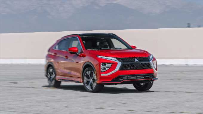 Mitsubishi Eclipse Cross First Test Review: Exactly What It Should Be