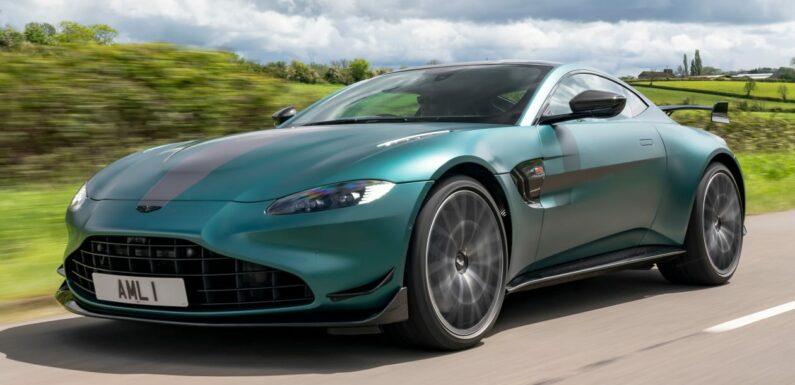 New Aston Martin Vantage F1 Edition 2021 review