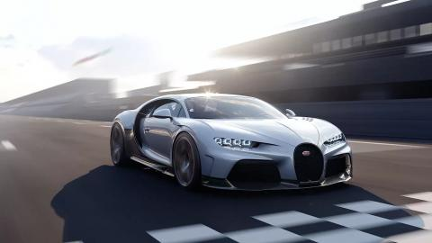New Bugatti Chiron Super Sport is a luxury-GT with 1578 BHP