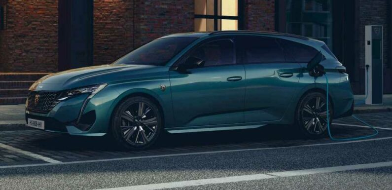 New Peugeot 308 SW Is Europe's Prettiest Compact Wagon, Now A PHEV