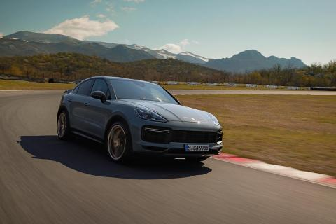 New Porsche Cayenne Turbo GT with 631 BHP unveiled