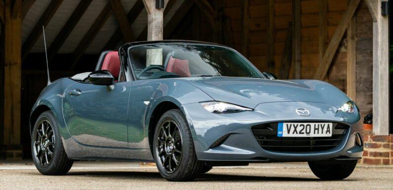 Next-gen Mazda MX-5 to receive electrified powertrain – paultan.org